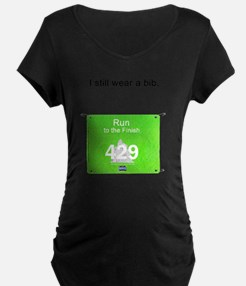 Bib Number Shirt T-Shirt