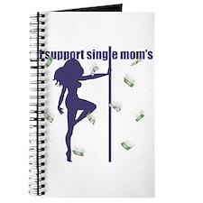 I Support Single Moms Journal