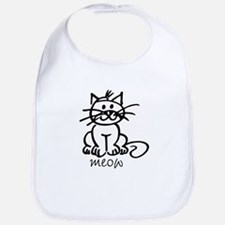 Meow Bib