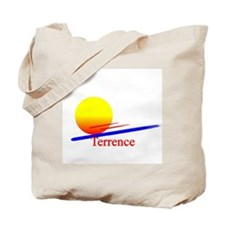 Terrence Tote Bag