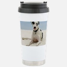 GD beach note Stainless Steel Travel Mug
