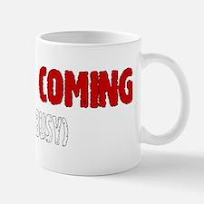 Jesus white Mug