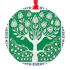 Smoking Tree Ornament