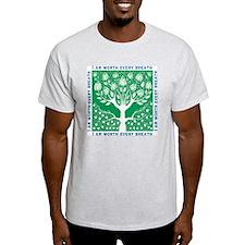 Smoking Tree T-Shirt