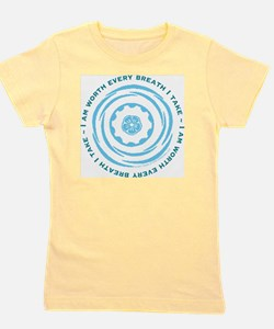 Worth Breath Teal Girl's Tee