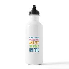 Cute Home school Water Bottle
