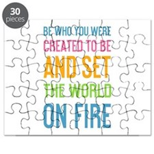 Cute Inspiration motivation Puzzle