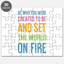 Cute Art quotes Puzzle