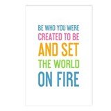 Inspirational quotes Postcards