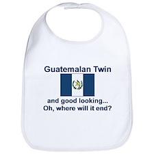 Guatemalan Twin-Good Lkg Bib