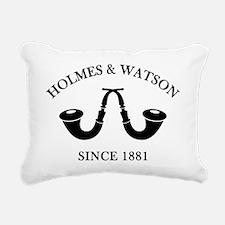 holmeswatsonsince1881 Rectangular Canvas Pillow
