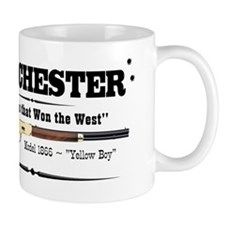 winchestershirt copy Mug