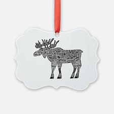 Moose-2 Ornament