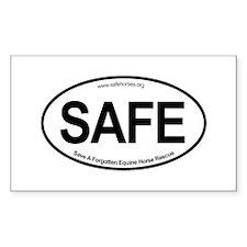 SAFE_carsticker Decal