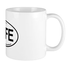 SAFE_carsticker Mug