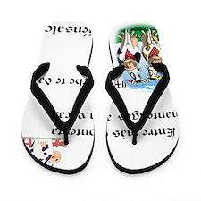 Apron Flip Flops