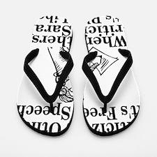free speech Flip Flops