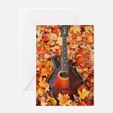Journal_Gibson_Fall_Leaves1 Greeting Card