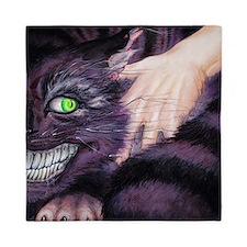 Cheshire Cat Queen Duvet