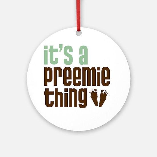 ipt.logo1KX1K Round Ornament