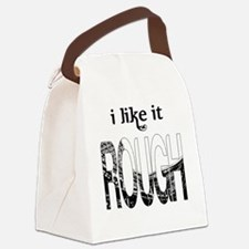 rough_final Canvas Lunch Bag