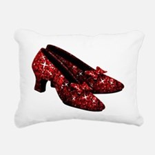 ruby-slippers Rectangular Canvas Pillow