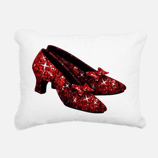 ruby-slippers Rectangular Canvas Pillow