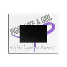 Fight Like A Girl 7.3D Hodgkins Lymp Picture Frame