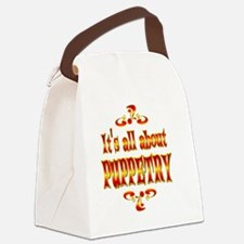 PUPPETRY Canvas Lunch Bag