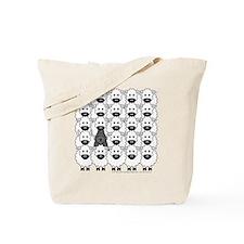 bouvierSheep_mpad Tote Bag