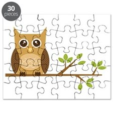 brown-owl-branch Puzzle