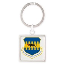 332 Air Expeditionary Wing Square Keychain