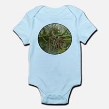 Wood Dragon Infant Bodysuit