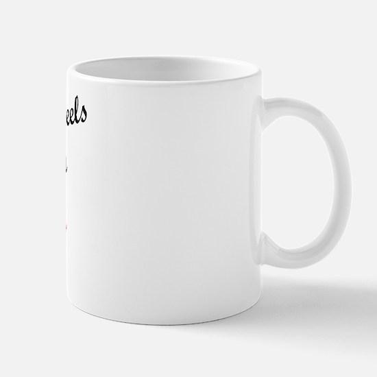 In Love with Malik Mug