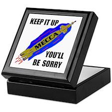 MECCA ROCKET Keepsake Box