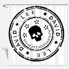 big d logo Shower Curtain