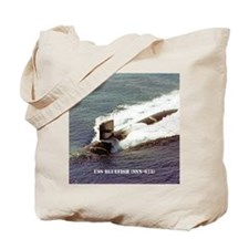 bluefish small  poster Tote Bag