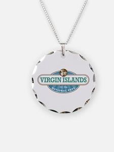 Virgin Islands National Park Necklace