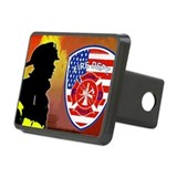 Firefighter Hitch Covers