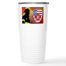 FIREFLAMES Travel Mug