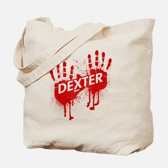 dextertexred Tote Bag
