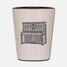 Piano Largo-shirt Shot Glass