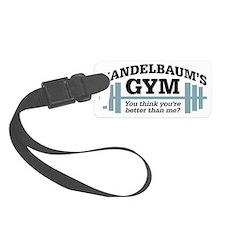 Seinfeld: Mandelbaums Gym Luggage Tag