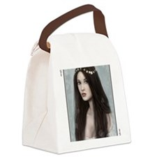 daisy chain nar bord Canvas Lunch Bag
