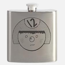 Muzz 12 Ian Murray T-Shirt Flask