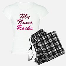 My Nana Rocks Pajamas