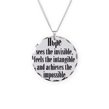hope_sees1 Necklace