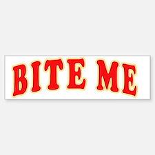 CP BM BB GOLD Sticker (Bumper)
