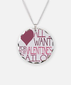 VALENTINE SAILOR Necklace