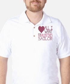 VALENTINE SAILOR T-Shirt